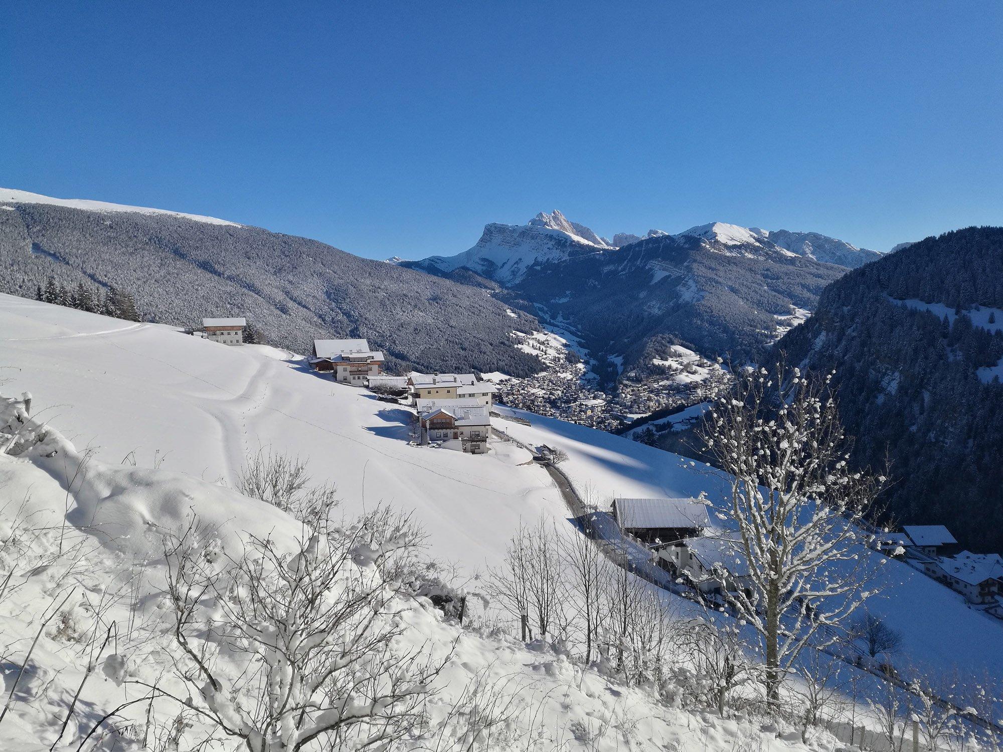 Inspired ITALY Dolomites Ski Safari