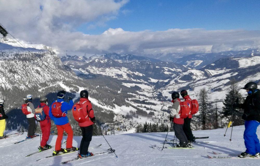 tailor made dolomites ski safari