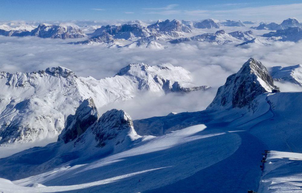 marmolada ski safari