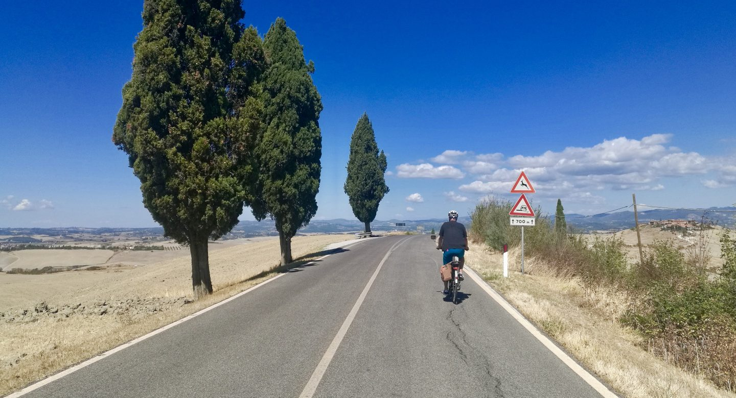 tuscany bike tour and safari