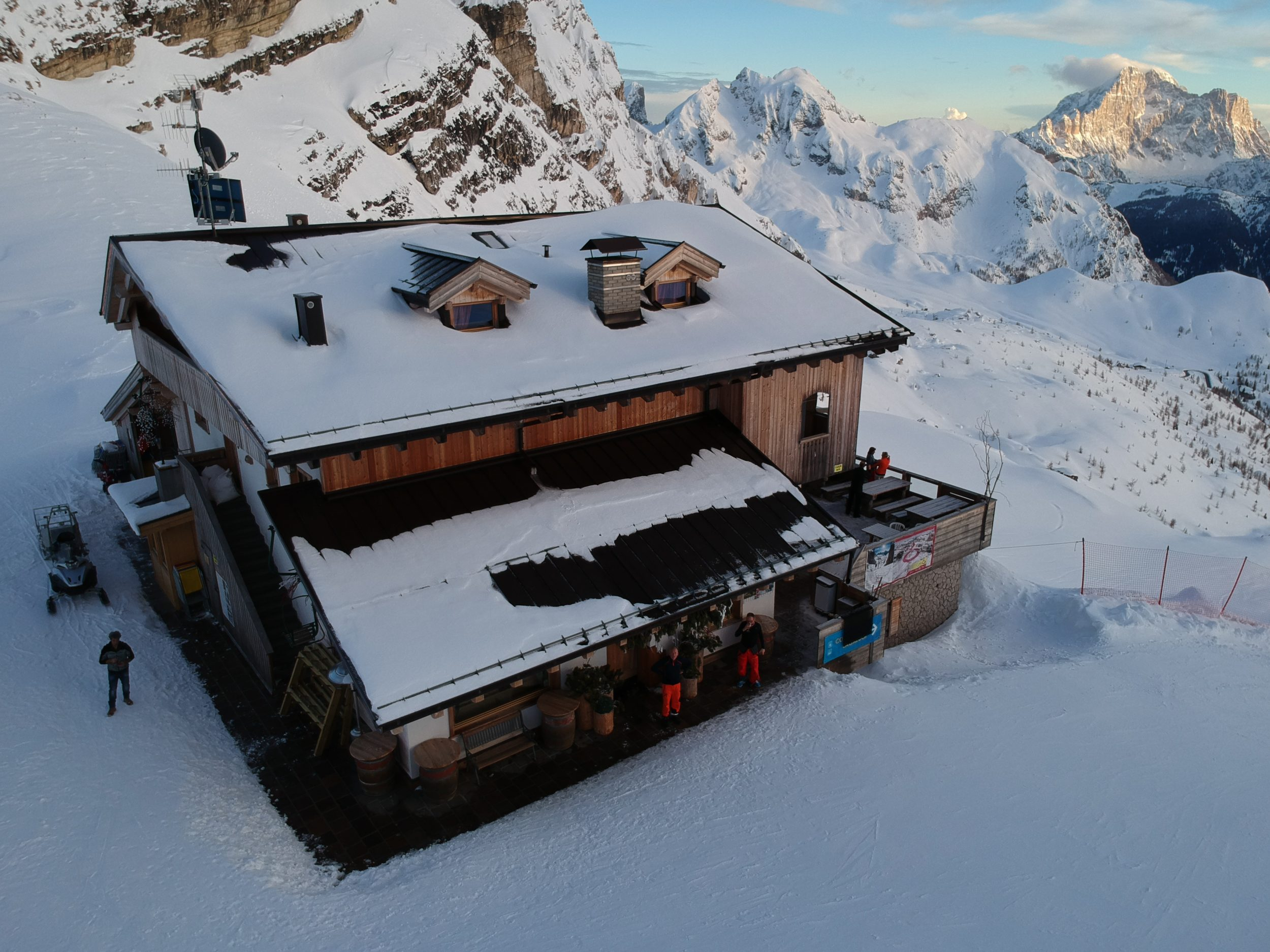 best dolomites refuge