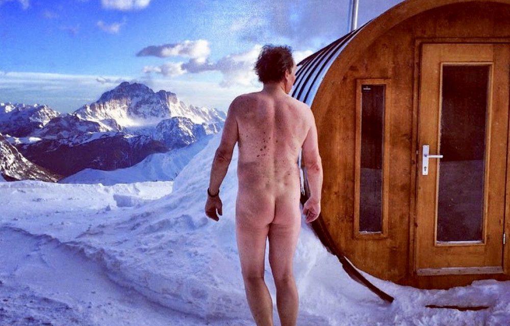 Rifugio lagazuoi ski
