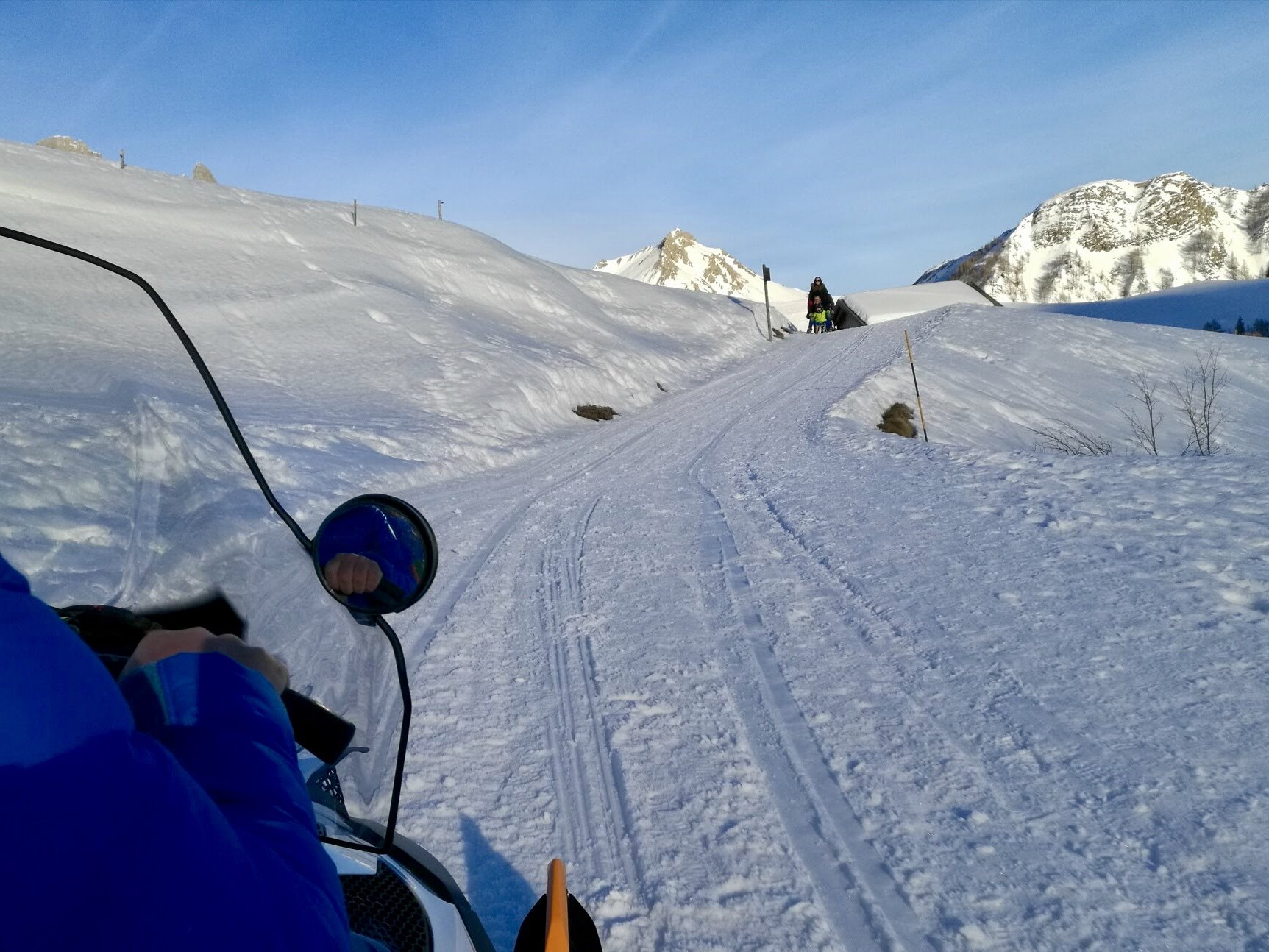 hut to hut skiing