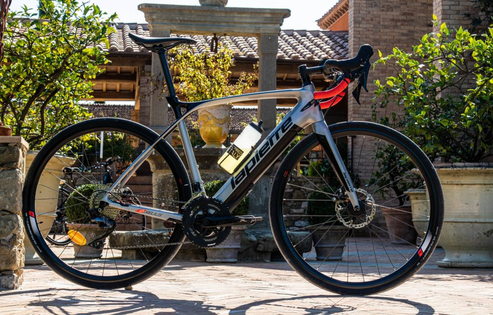 Lapierre e-Xelius 600 SL Disc Carbon e-Road Bike