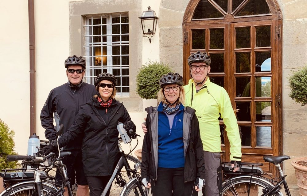 cycling tour in tuscany and what to wear