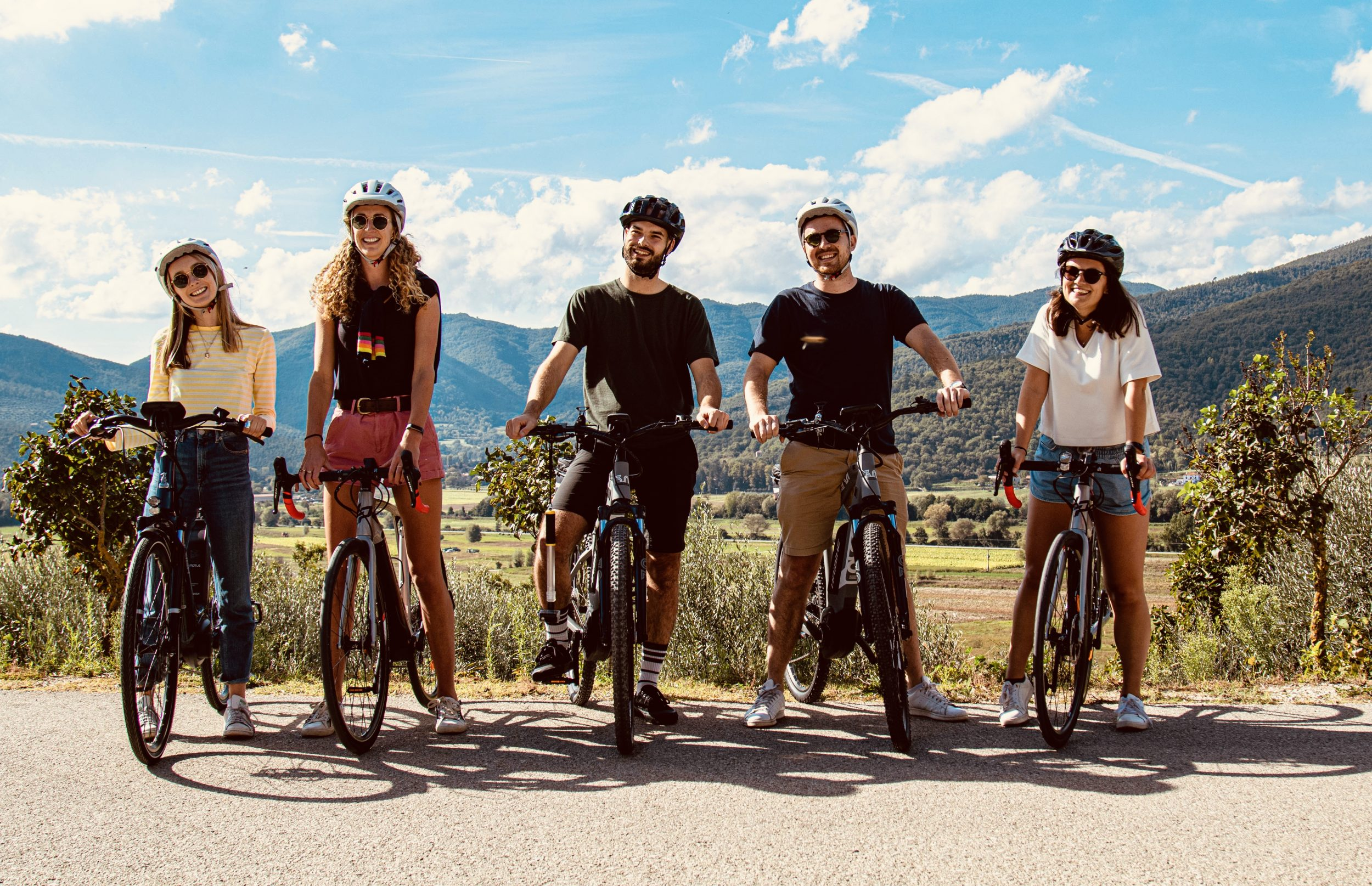 What to wear when cycling in tuscany